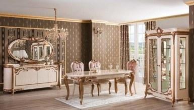 Lüks Perilso Klasik Yemek Odası