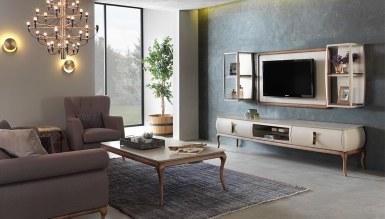 633 - Lüks Perna Modern TV Ünitesi