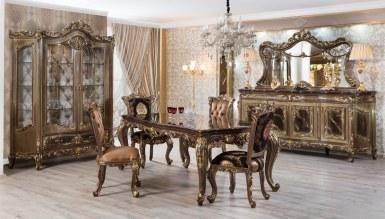 1025 - Lüks Perosa Klasik Yemek Odası