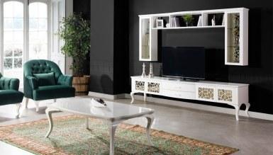 633 - Lüks Perosa Modüler TV Ünitesi