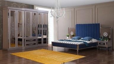 921 - Lüks Persepolis Art Deco Yatak Odası