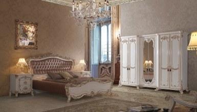 1017 - Lüks Persina Klasik Yatak Odası