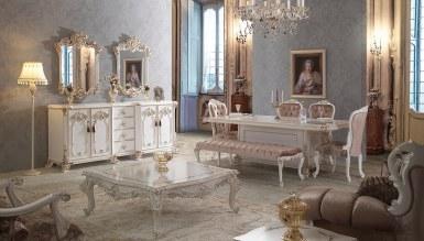 1017 - Lüks Persina Klasik Yemek Odası
