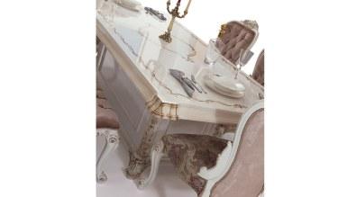 Lüks Persina Klasik Yemek Odası - Thumbnail