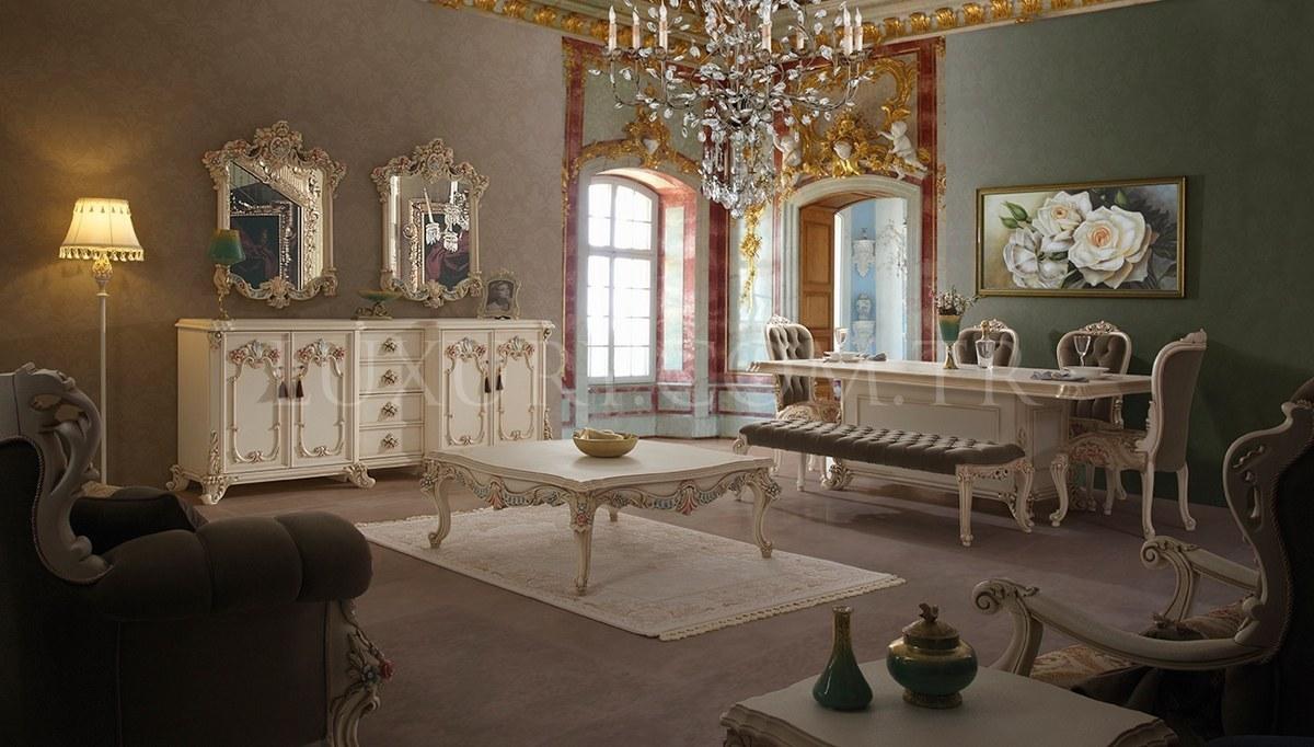 Lüks Persina Klasik Yemek Odası