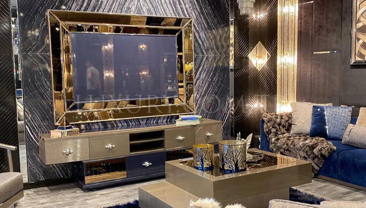 Lüks Peru Luxury TV Ünitesi