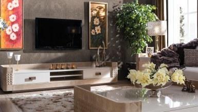 Lüks Perugia Luxury TV Ünitesi