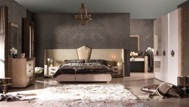 978 - Lüks Perugia Luxury Yatak Odası