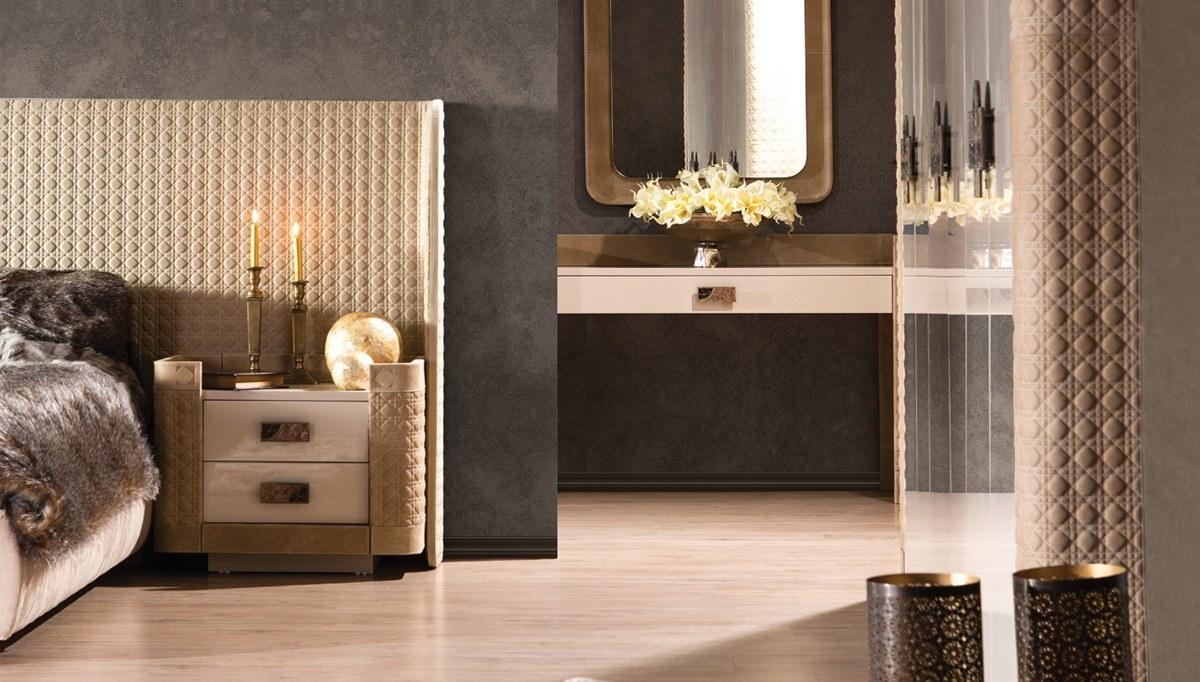 Lüks Perugia Luxury Yatak Odası