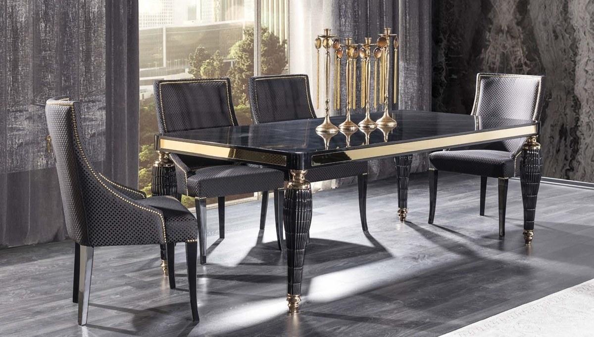 Lüks Pessina Art Deco Yemek Odası