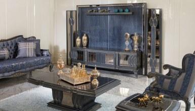 Lüks Petrona Art Deco TV Ünitesi - Thumbnail