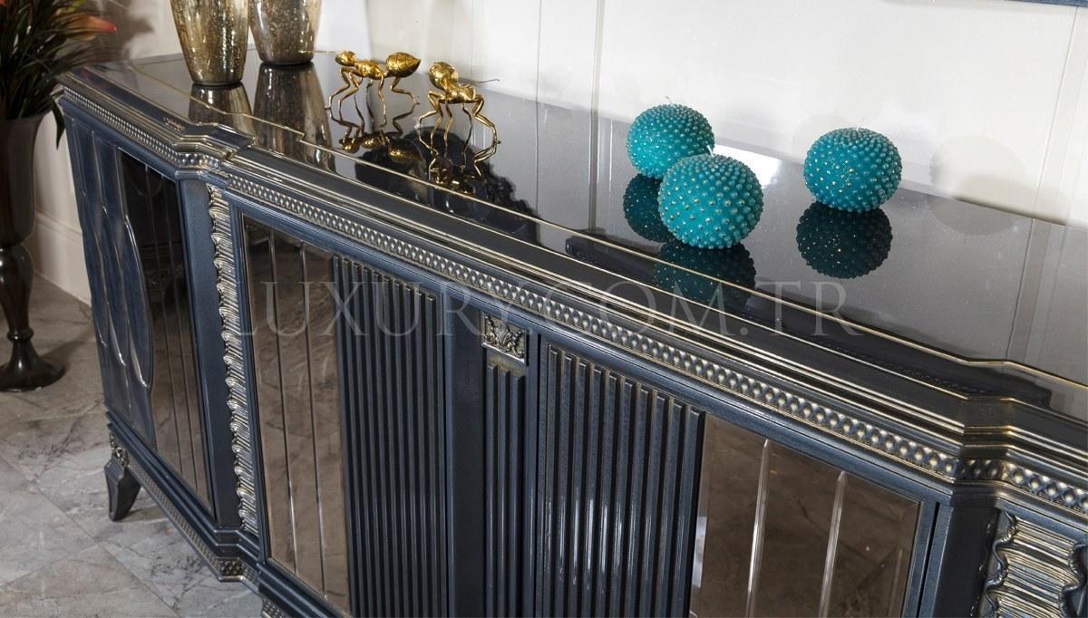 Lüks Petrona Art Deco Yemek Odası