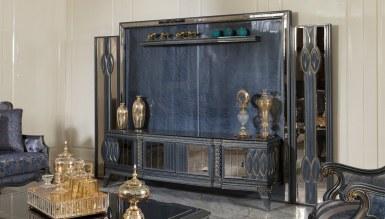 Lüks Petrona Art Deco Yemek Odası - Thumbnail