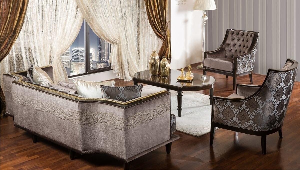 Lüks Piremer Luxury Koltuk Takımı