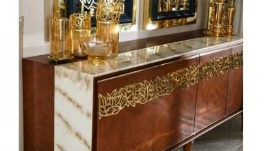 Lüks Piremer Luxury Yemek Odası - Thumbnail