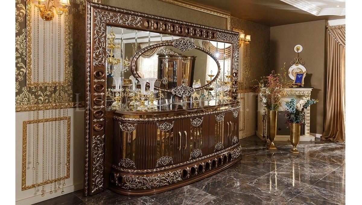 Lüks Piri Reis Klasik Yemek Odası