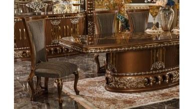 Lüks Piri Reis Klasik Yemek Odası - Thumbnail