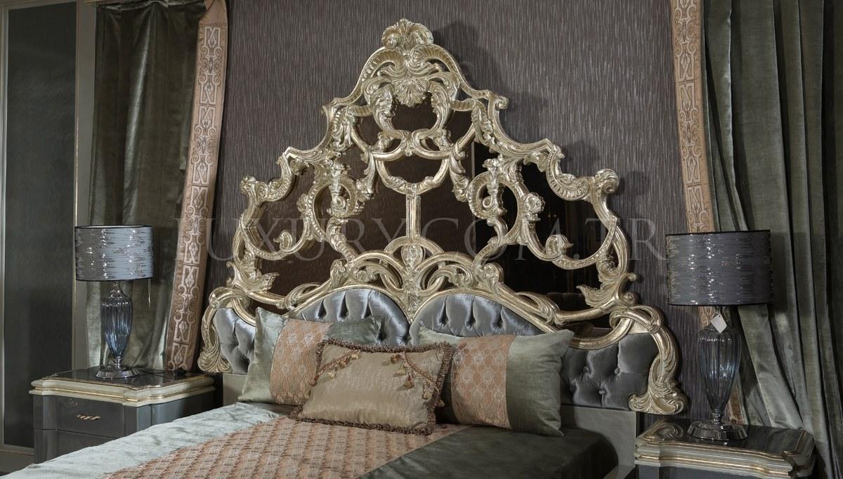 Lüks Plevne Klasik Yatak Odası