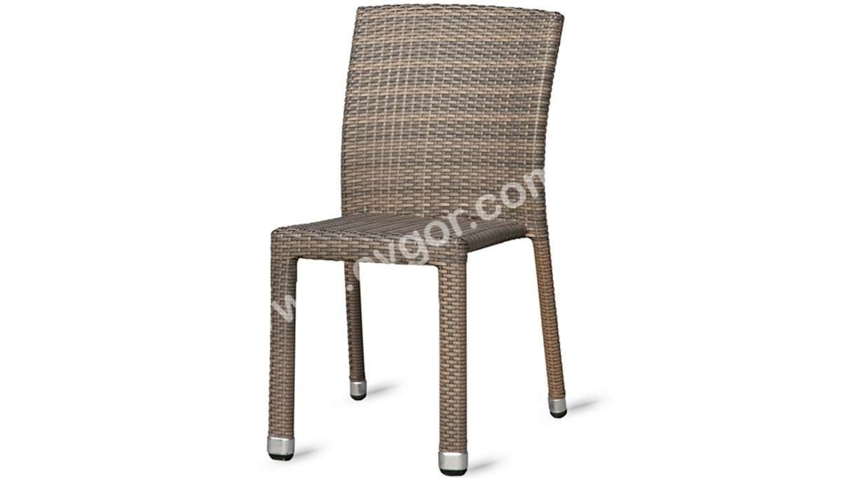 Lüks Potti Kolsuz Sandalye