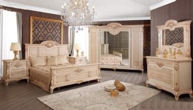 810 - Lüks Pozantı Klasik Yatak Odası
