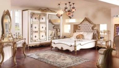 543 - Lüks Praga Klasik Yatak Odası
