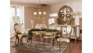 543 - Lüks Praga Klasik Yemek Odası