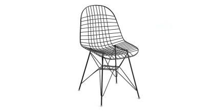 920 - Lüks Pramit Metal Ayaklı Sandalye