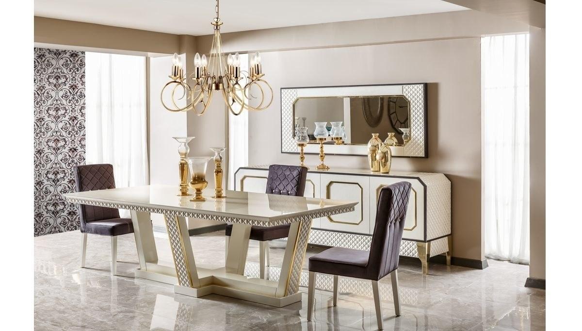 Lüks Prestige Klasik Yemek Odası