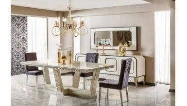 543 - Lüks Prestige Klasik Yemek Odası