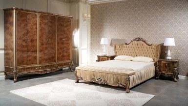 275 - Lüks Püren Klasik Yatak Odası