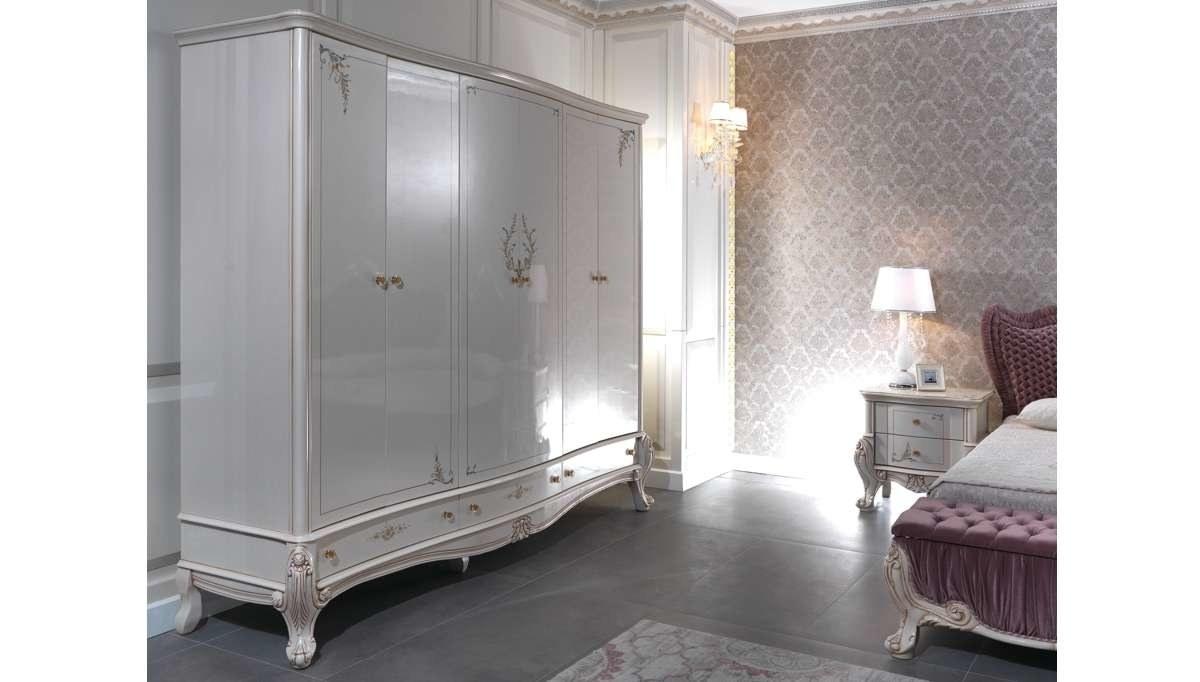 Lüks Püren Klasik Yatak Odası