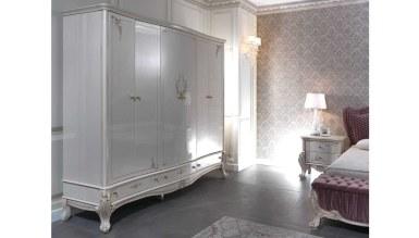 Lüks Püren Klasik Yatak Odası - Thumbnail