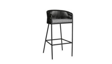 Lüks Purter Metal Ayaklı Sandalye