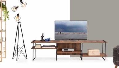 Lüks Rafevi Tv Sehpası