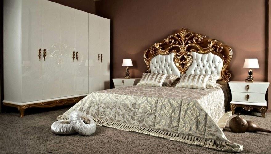 Lüks Ramela Varaklı Yatak Odası - Thumbnail