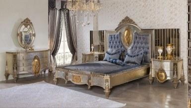 865 - Lüks Ravera Klasik Yatak Odası