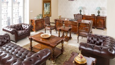 Lüks Resorta Klasik Makam Odası