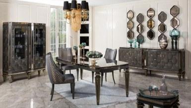525 - Lüks Retrona Art Deco Yemek Odası