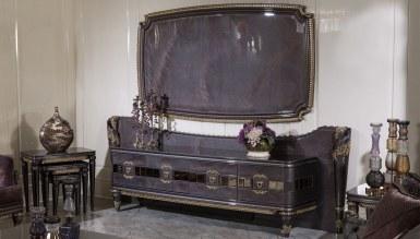 Lüks Revona Art Deco TV Ünitesi - Thumbnail