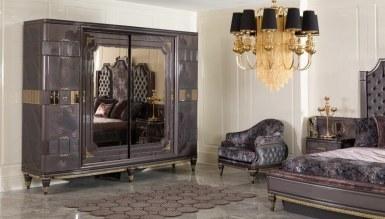 Lüks Revona Art Deco Yatak Odası - Thumbnail