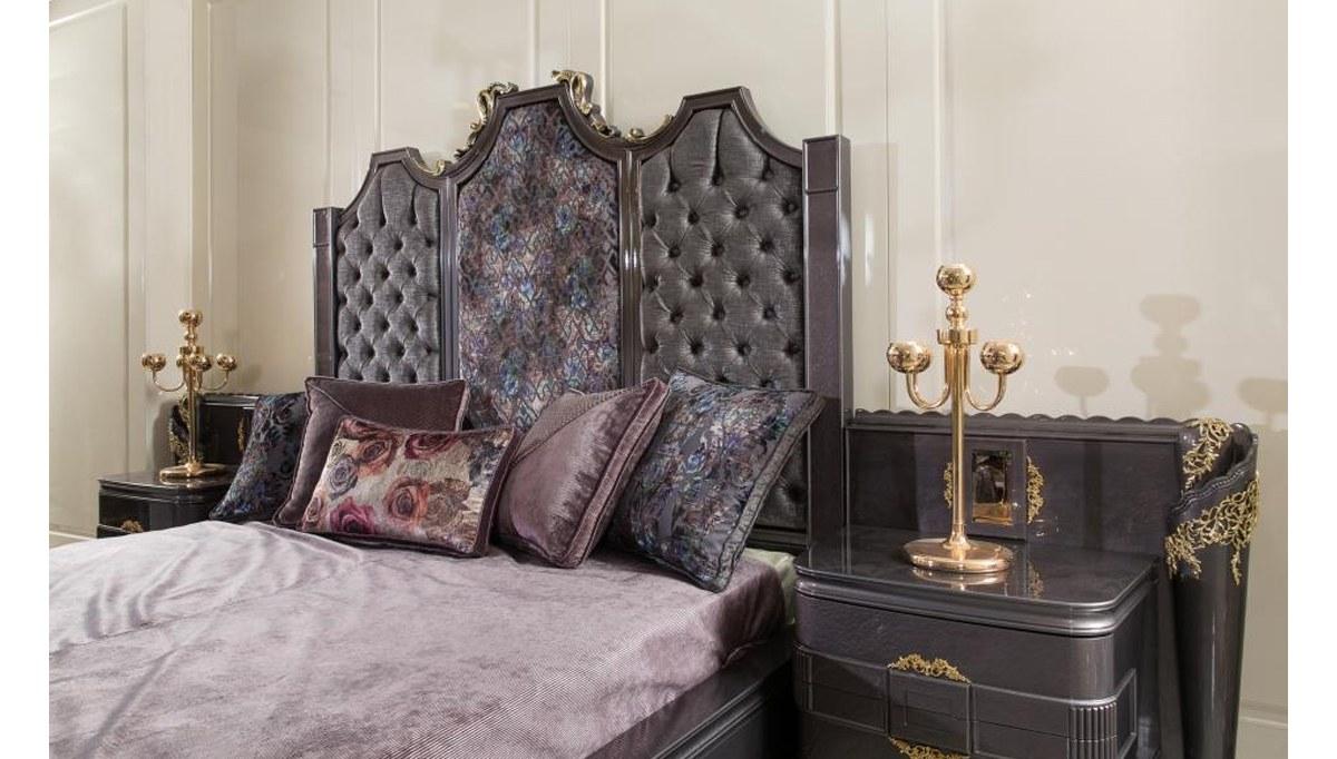 Lüks Revona Art Deco Yatak Odası