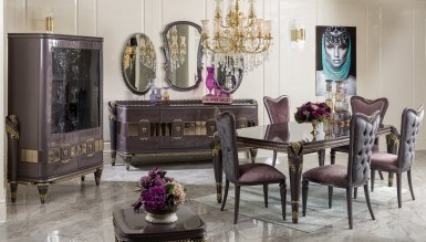Revona Art Deco Dining Room