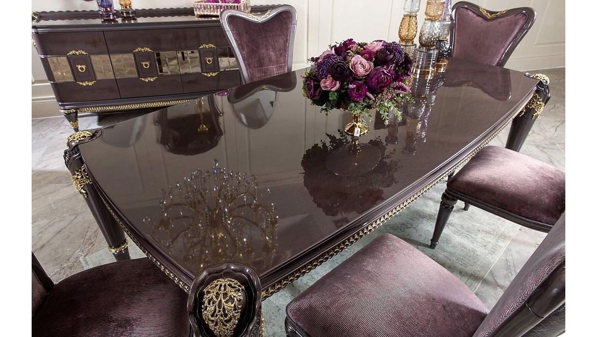 Lüks Revona Art Deco Yemek Odası