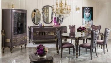 525 - Lüks Revona Art Deco Yemek Odası