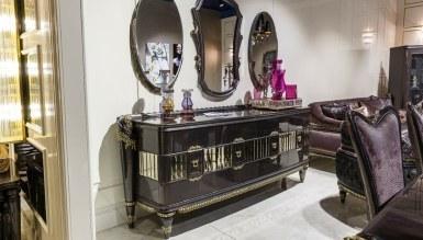 Lüks Revona Art Deco Yemek Odası - Thumbnail