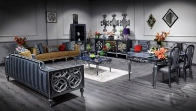 Lüks Revora Klasik Yemek Odası - Thumbnail