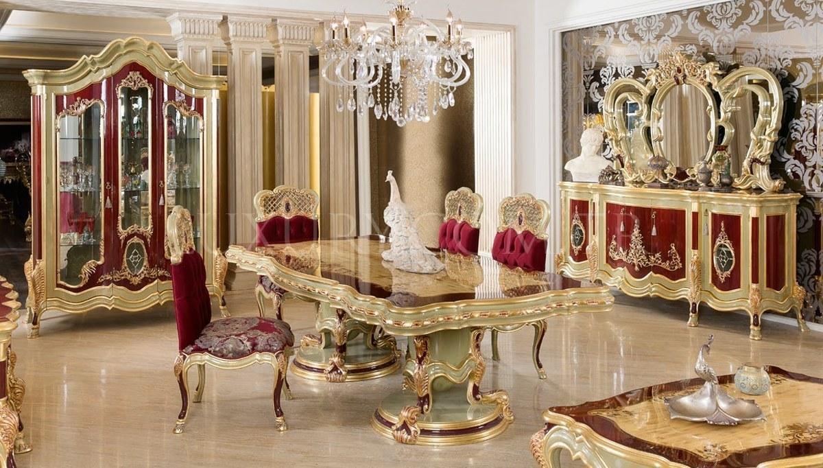 Lüks Ribesa Klasik Yemek Odası