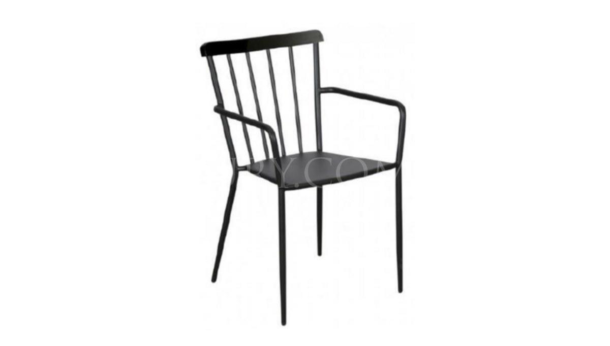 Lüks Rick Metal Ayaklı Sandalye
