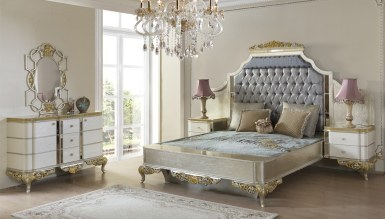 Lüks Ricmond Klasik Yatak Odası - Thumbnail
