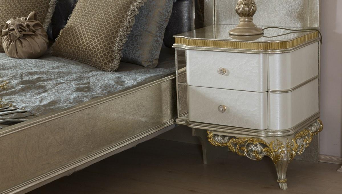 Lüks Ricmond Klasik Yatak Odası
